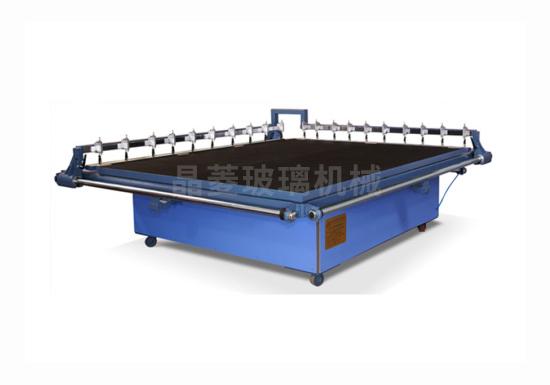 手动玻璃双桥精密切割机JLQG-2620型
