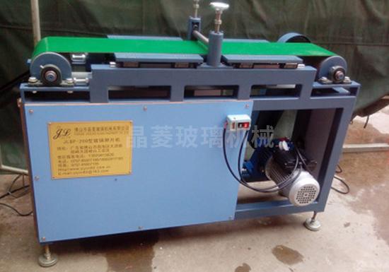 200型玻璃马赛克滚压式掰片机