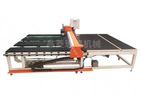 自动玻璃切割一体机