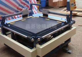 半自动双桥玻璃切割机JLQG-800