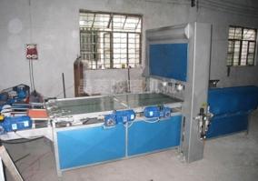 玻璃自动冲压掰粒排版机 JLBP-600型